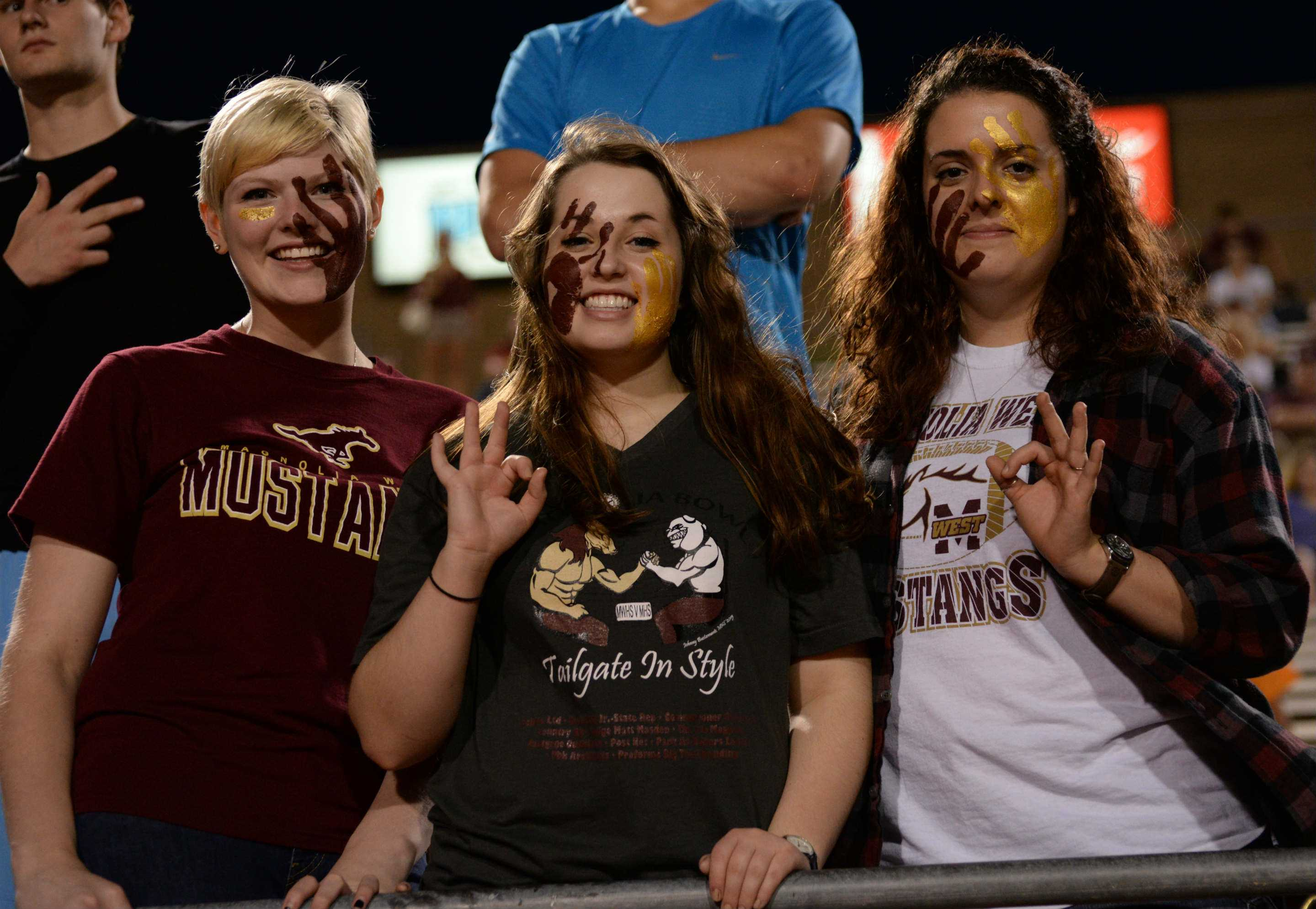 The Spirit is Alive For Magnolia West Football.