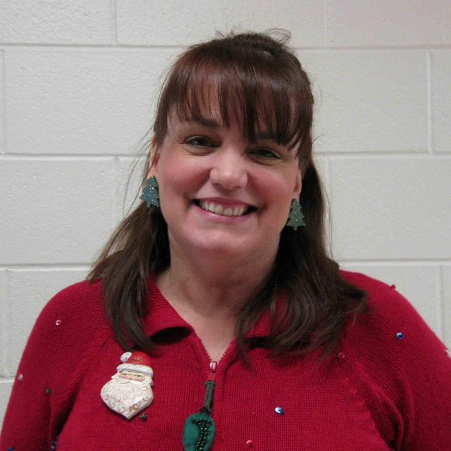 Ms. Brenda Pagel, chosen as Teacher of the Quarter by Greater Magnolia Chamber Commerce.