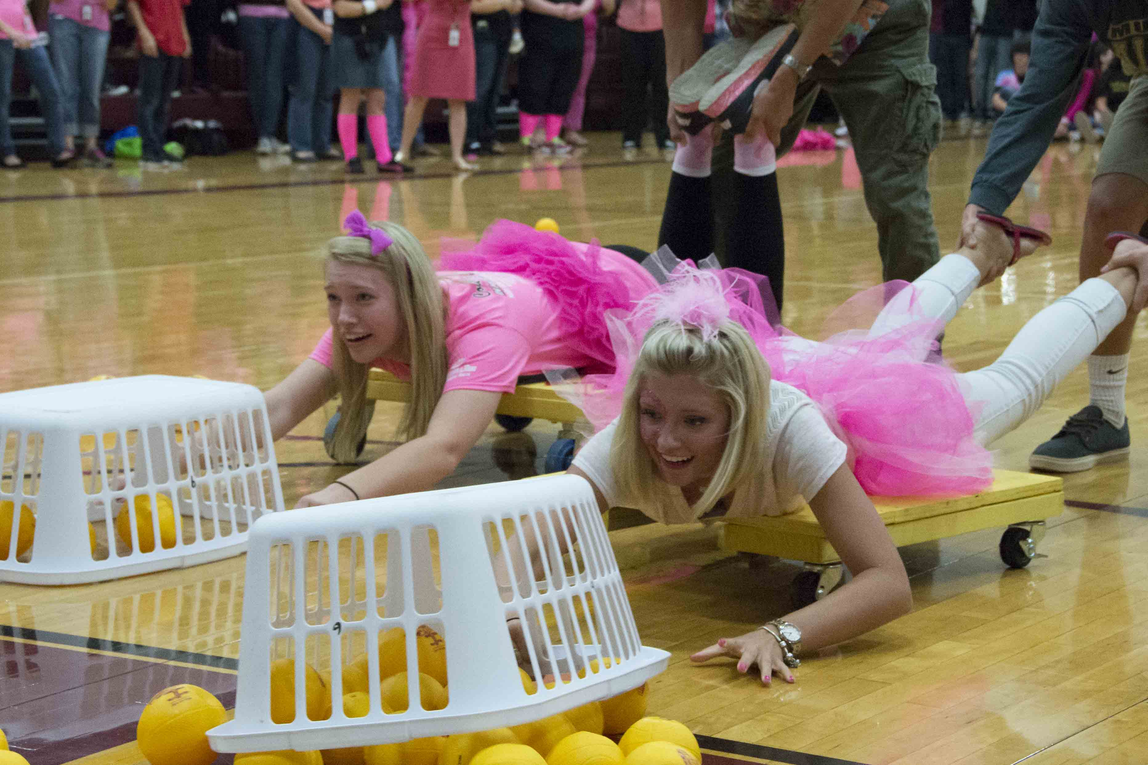 Pink+Out+Pep+Rally