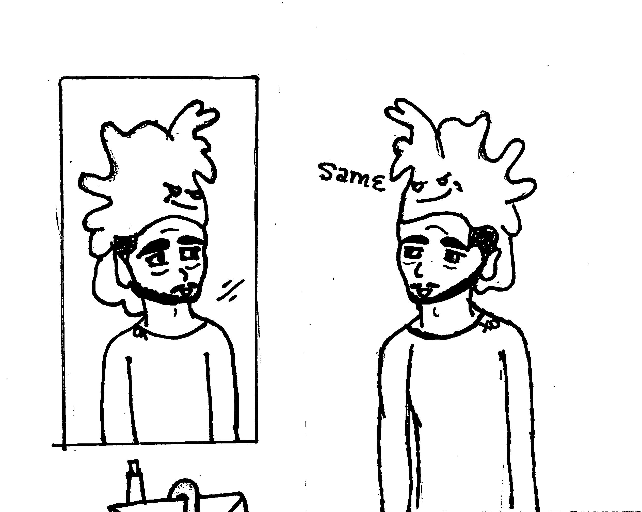 Big Hair Four
