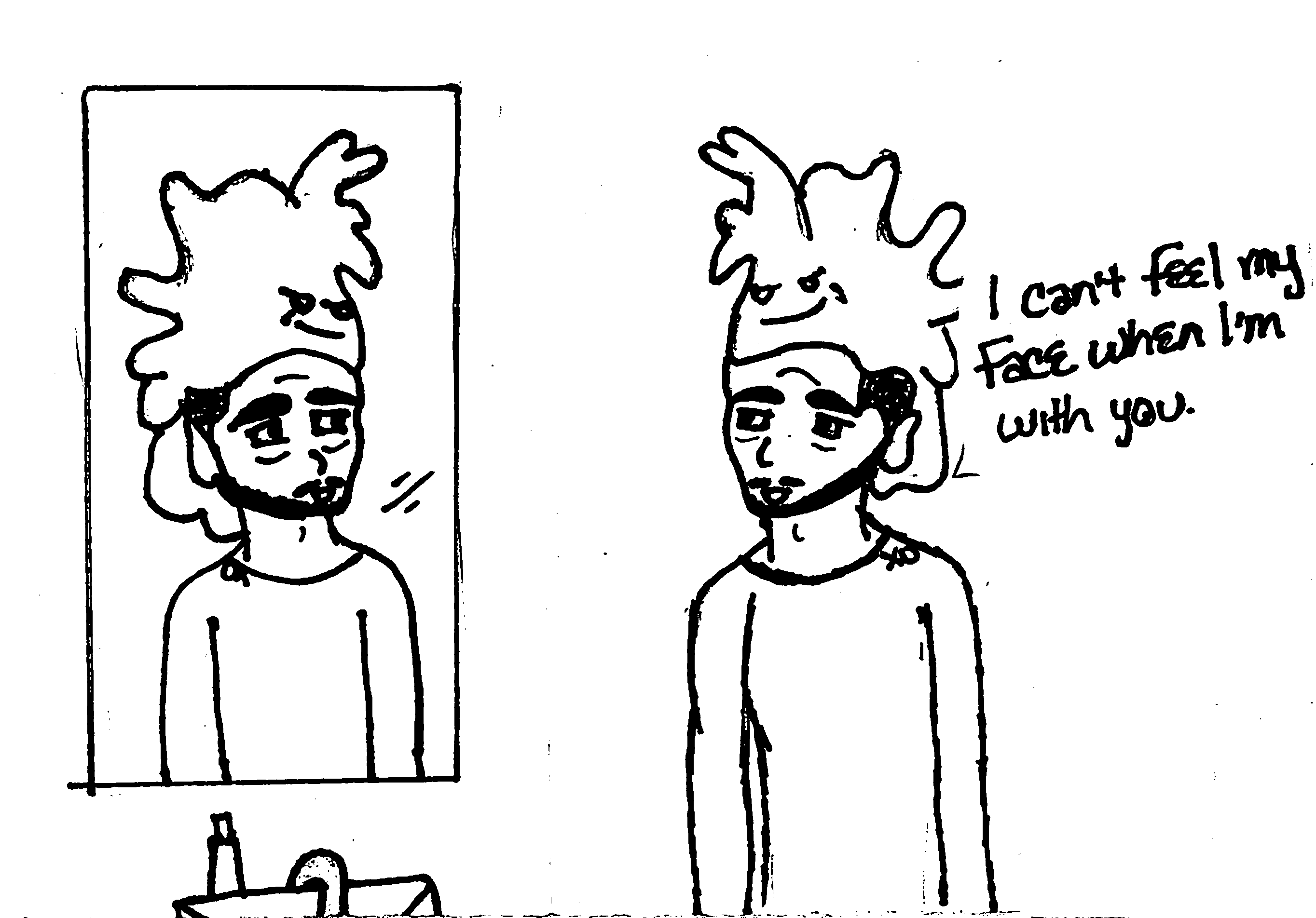 big hair one
